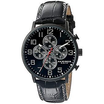 Akribos XXIV Horloge Man Ref. AK854BK (EN)