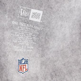 New Era Sideline Damen Strick Mütze New England Patriots CC