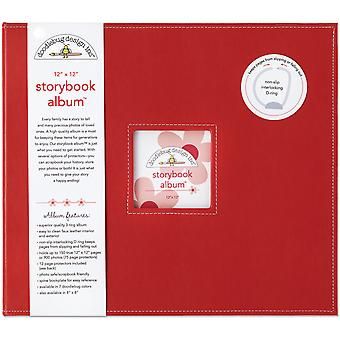 Storybook Scrapbook Album 12