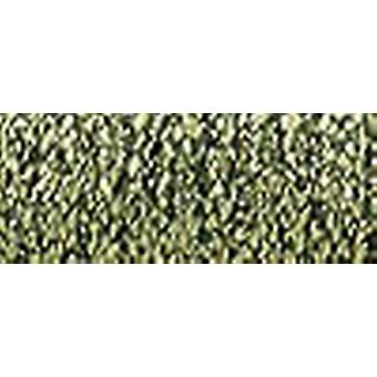 Kreinik Very Fine Metallic Braid #4 11 Meters 12 Yards Chartreuse Hi Lustre Vf 015Hl
