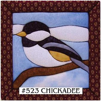 Chickadee Quilt Magic Kit 6