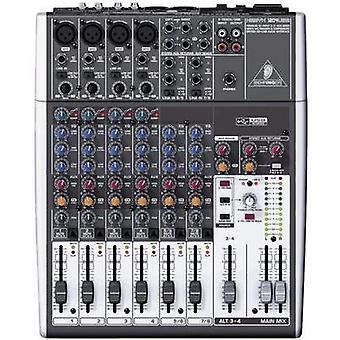 Mixing console Behringer XENYX 1204 USB No. of channels:8 USB po