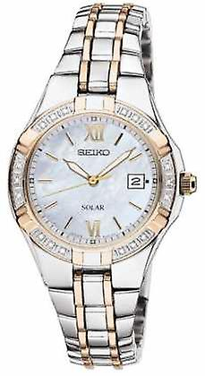 Seiko Womens' Dress SUT068P9 Watch