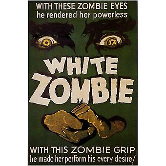 White Zombie Movie Poster (11x17)