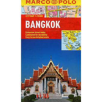 Bangkok Marco Polo City Map by Marco Polo