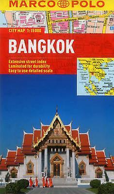 Bangkok Marco Polo City Map by Marco Polo