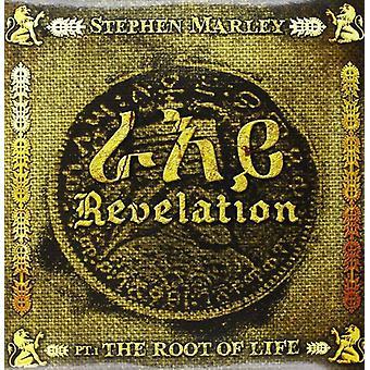 Stephen Marley - åbenbaring Pt. 1: Rødderne af liv [Vinyl] USA import