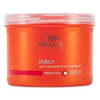 Enrich Moisturizing Treatment For Dry & Damaged Hair (Normal/ Thick) - 500ml/16.7oz