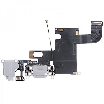 IPhone 6 de Apple dock conector audio jack Flex cable de antena gris