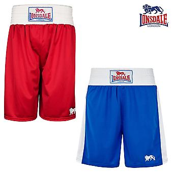 Lonsdale Herren Shorts Amateur Boxing Trunks (L120)