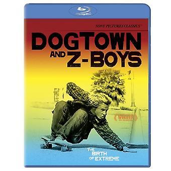 Dogtown & Z-Boys [BLU-RAY] USA import
