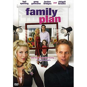 Family Plan [DVD] USA import