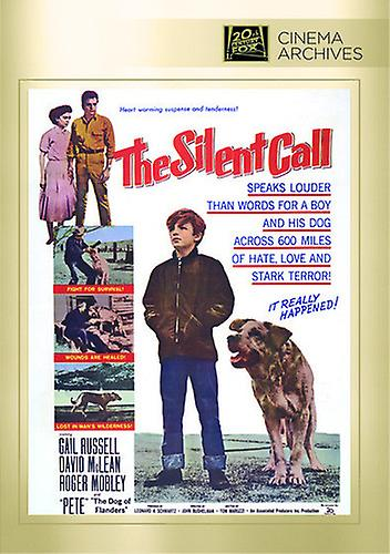Silent Call [DVD] USA import