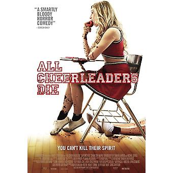 All Cheerleaders Die [DVD] USA import