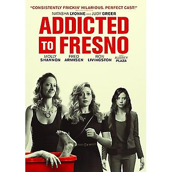 Addicted to Fresno [DVD] USA import