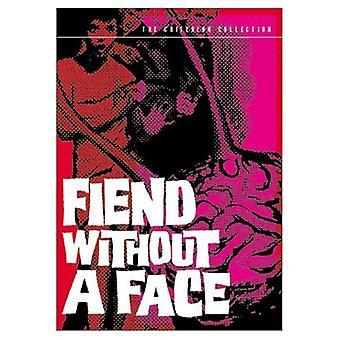Unhold ohne Gesicht [DVD] USA import