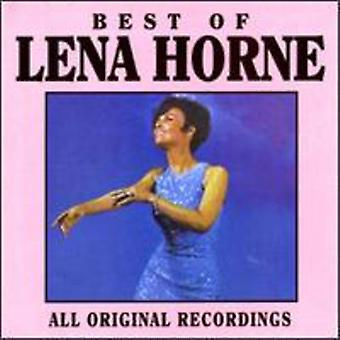 Lena Horne - Best of Lena Horne [CD] USA import