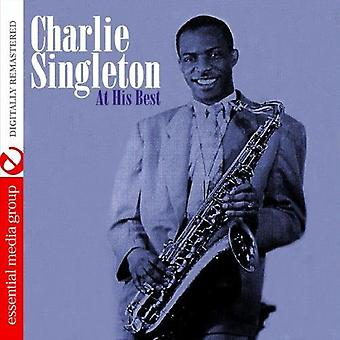 Charlie Singleton - Charlie Singleton at His Best [CD] USA import