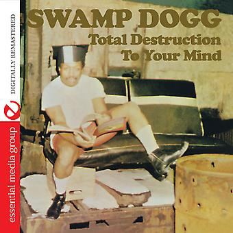 Swamp Dogg - Total Destruction to Your Mind [CD] USA import