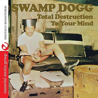 沼はドッグ - あなたの心 [CD] USA 輸入する総破壊