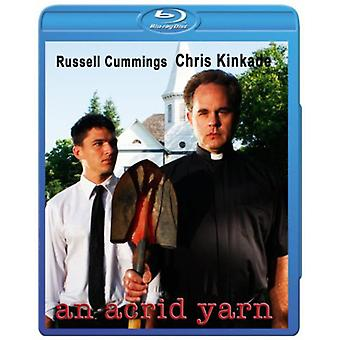 Acrid Yarn [DVD] USA import