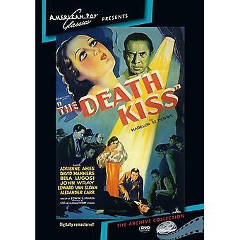 Død Kiss [DVD] USA importerer