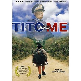 Tito & mig [DVD] USA importerer