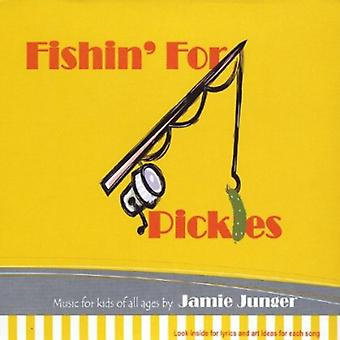 Jamie Junger - Fishin' for Pickles [CD] USA import