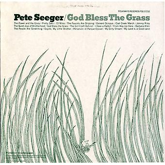 Pete Seeger - Gud välsigna gräs [CD] USA import