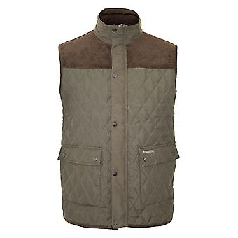 Champion Mens Midhurst Country Clothing Padded BodyWarmer Outerwear Coat