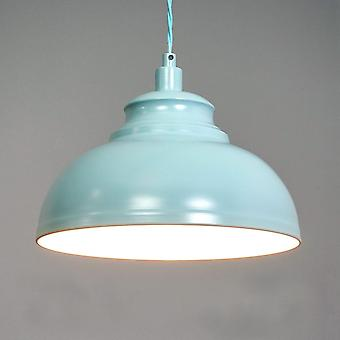 Lucide ISLA Baby Blue Kitchen Pendant Light