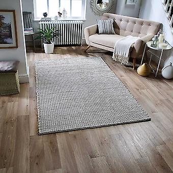 Ashton Grey  Rectangle Rugs Plain/Nearly Plain Rugs