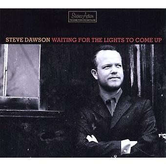 Steve Dawson - venter lys til at komme op [CD] USA import