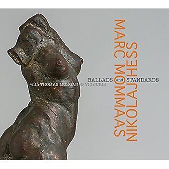 Mommaas, Marc & Hess, Nicolaj - ballader & standarder [CD] USA import