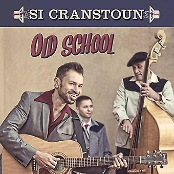 Si Cranstoun - Old School [CD] USA import