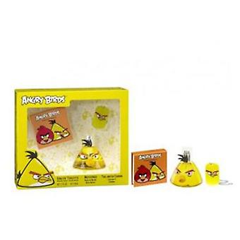 Angry Birds Yellow Eau de Toilette 50 ml + 2 Piezas