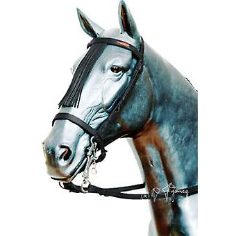 Hermanos Gómez Cowgirl Pony Bridle Black (Horses , Pony world , Bridles and reins)