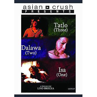 Tre to en [DVD] USA import