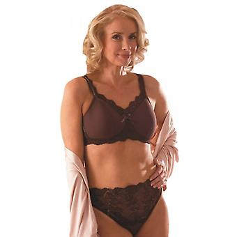 Royce Lingerie Chocolate Brown Mastectomy Bra