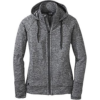 Outdoor Research Womens Melody Hoody Black (UK Size 10)