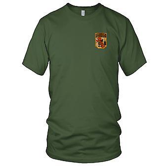 Aire MIKEFORCE - parche bordado dragón negro--AVBP de ARVN MACV-SOG Vietnam guerra bordado parche - niños T Shirt
