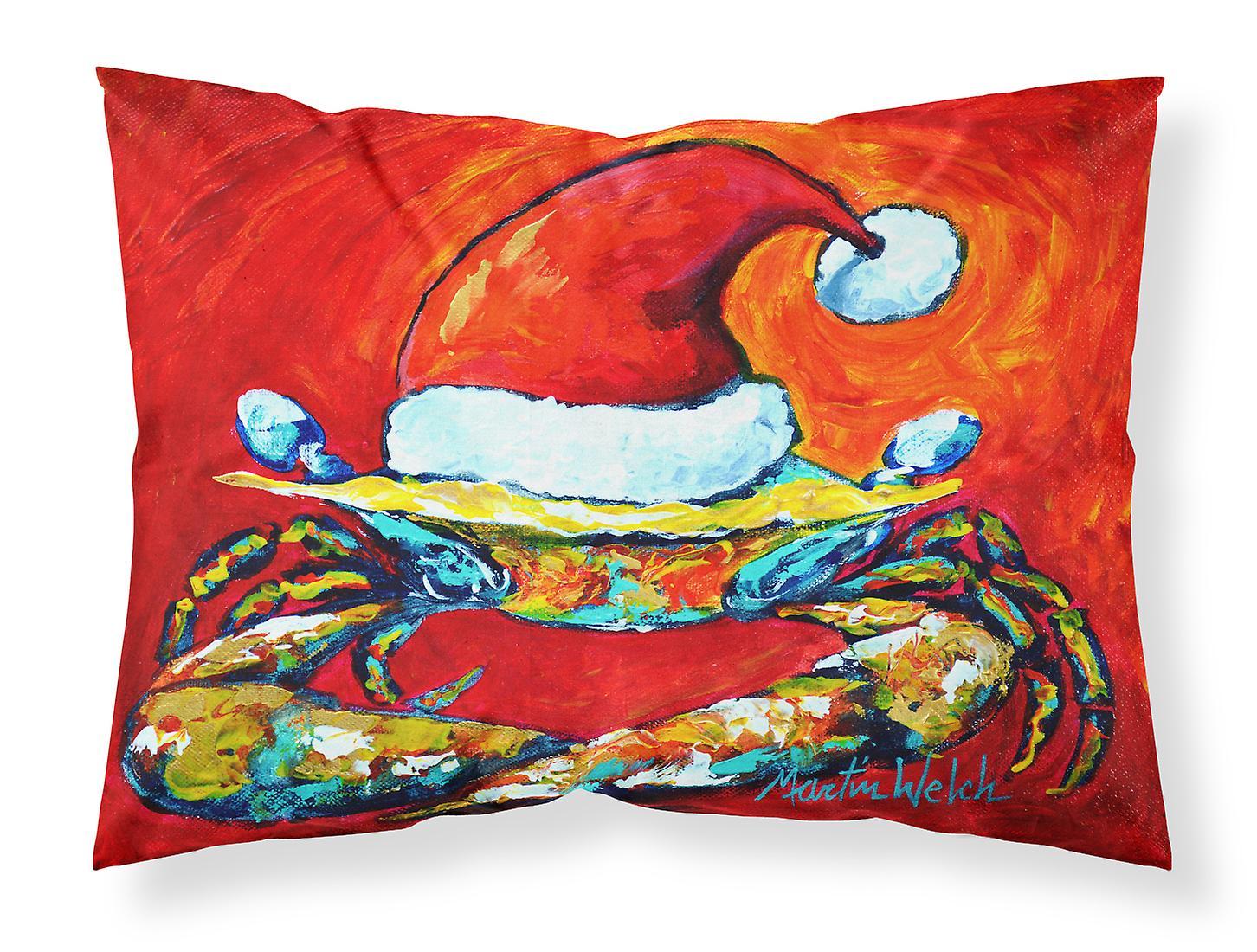Hat Standard Humidité Crabe En Wicking Taie Tissu Claws D'oreiller Santa 0nm8wN