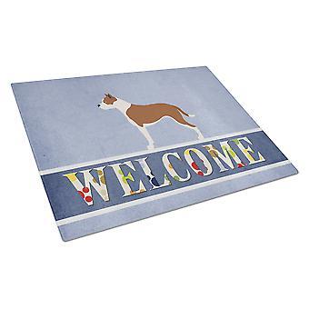 الكلب الكلب قطع الزجاج ترحيب المجلس الكبير