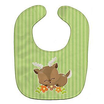 Carolines Treasures  BB8715BIB Deer Baby Bib