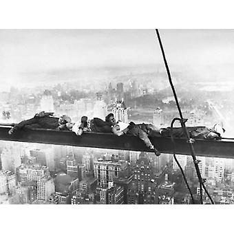 Schlafen über Manhattan Poster Print von Fotosammlung (20 x 16)