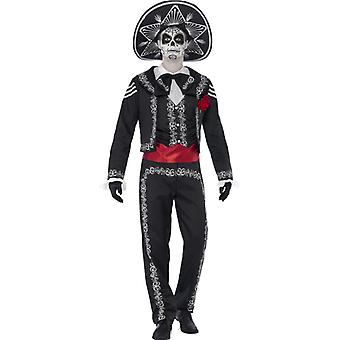 Day of the Dead Se�or Bones Costume