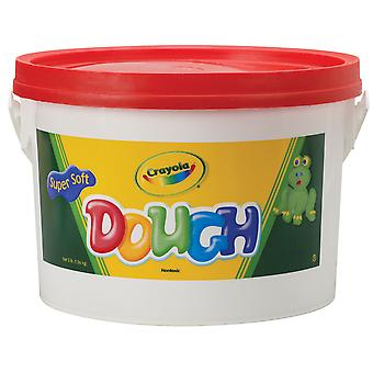 Dough Bucket 3 Pounds Red 570015 038