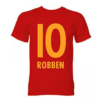 Arjen Robben Bayern Munich Hero T-Shirt (Red)