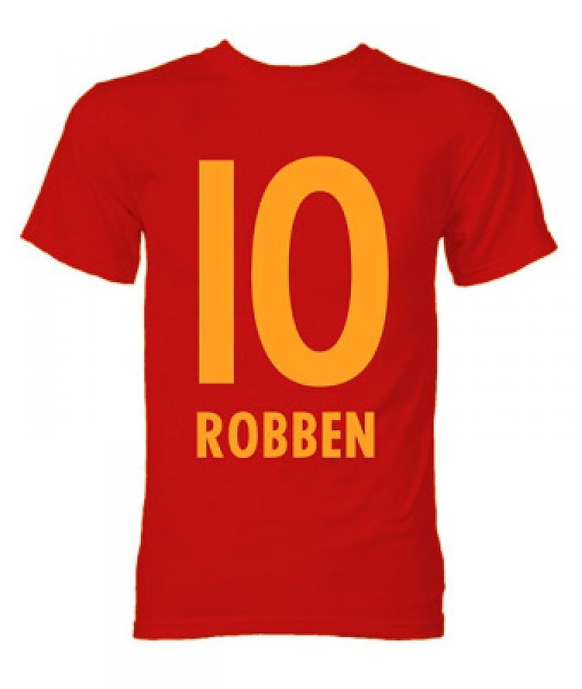 Arjen Robben Bayern Monaco Hero T-Shirt (Red)