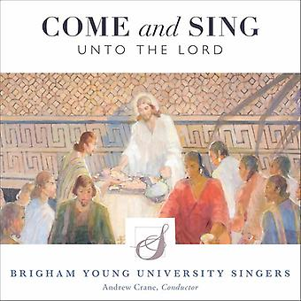 Antognini / Byu Singers / Crane - Come & Sing Unto the Lord [CD] USA import